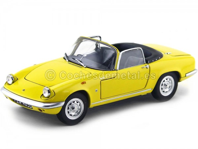 1966 Lotus Elan SE Roadster Yellow 1:18 Sun Star 4056 Cochesdemetal.es