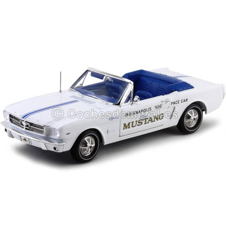 1964 Ford Mustang 1/2 Convertible Indianapolis 500 Pace Car Auto World AW209