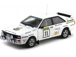 "1983 Audi Quattro A2 ""1000 Lakes Rally"" Sun Star 4228"