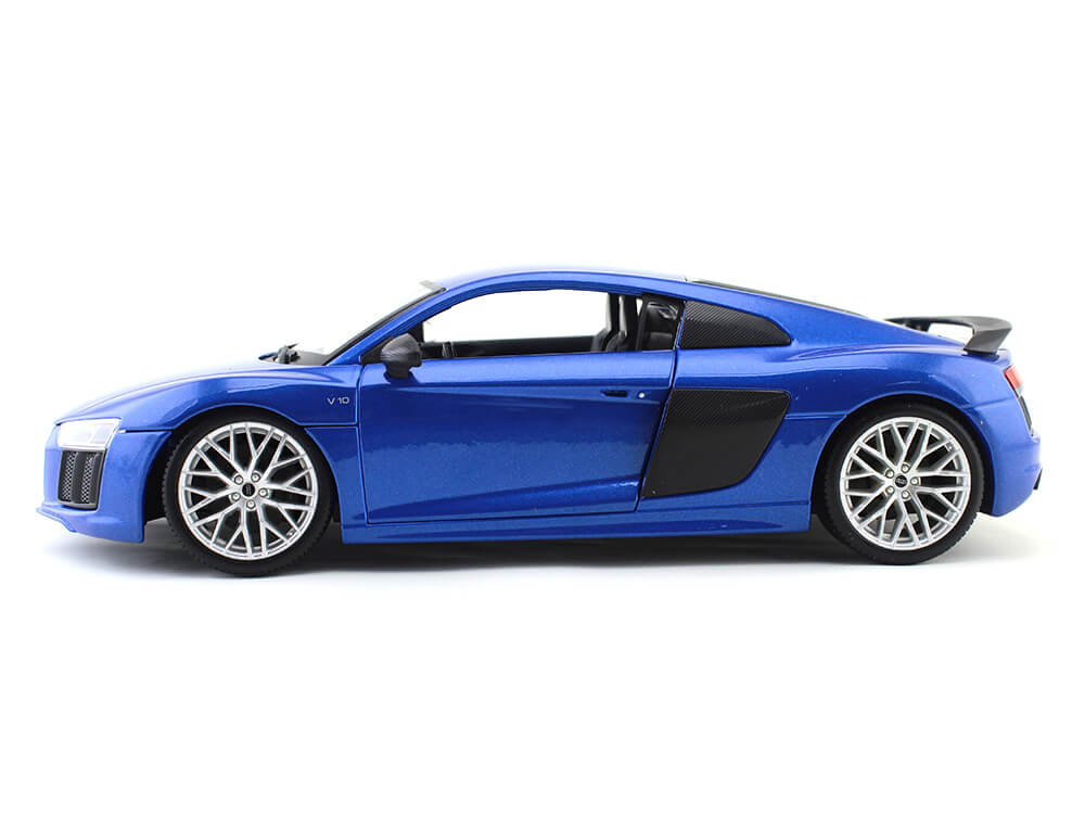 Marino Chrysler Jeep Dodge >> 2015 Audi R8 Plus Azul Marino 1:18 Maisto 36213