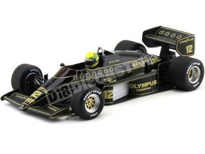 "1985 Lotus Renault 97T ""Ayrton Senna"" 1:18 Minichamps 540851812 Cochesdemetal.es"