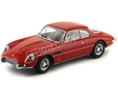 1962 Ferrari 400 Superamerica Rojo 1:18 KK-Scale 180061 Cochesdemetal.es