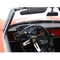 """1966 Alfa Romeo 1600 Duetto Spider """"Con Luz y Sonido"""" Rojo 1:8 WhiteBox 8001 Cochesdemetal.es"""