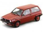 1981 Volkswagen Polo II Type 86c Hatchback Fox Rojo 1:18 BoS-Models 055
