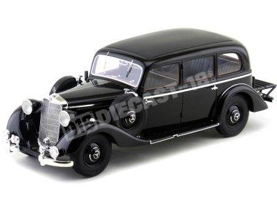 1937 Mercedes-Benz 260D (W138) Pullman-Limousine Negro BoS-Models 065