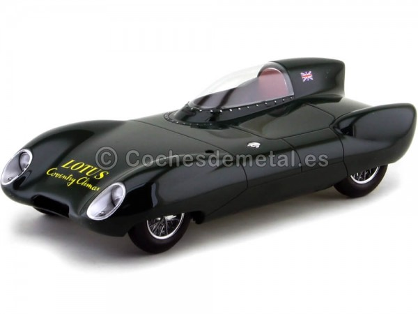 1956 Lotus XI Climax Country Spider Green 1:18 Bos-Models 152 Cochesdemetal.es