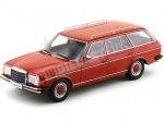 1978 Mercedes-Benz 250T S123 Estate Rojo KK Scale 180092