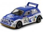 1986 MG Metro 6R4 Rallye Sanremo 1:18 Sun Star 5533
