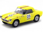1966 Honda S800 Closed Convertible Racing #25 1:18 Triple-9 1800193