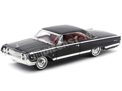 1964 Mercury Marauder Park Lane Coupé Negro 1:18 Lucky Diecast 92568 Cochesdemetal.es