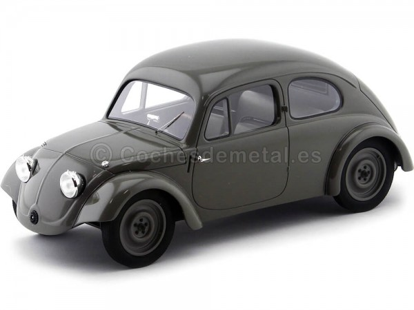 1936 Volkswagen Type V3 Test Auto Gris 1:18 BoS-Models 101 Cochesdemetal.es