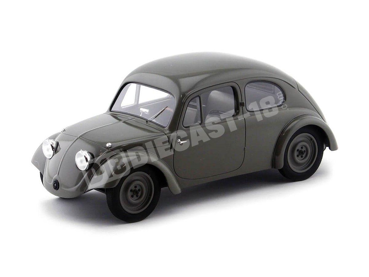 1936 Volkswagen Type V3 Test Auto Gris 1:18 BoS-Models 101 Cochesdemetal.es