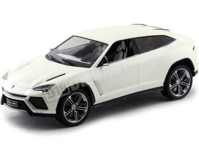 2012 Lamborghini Urus Blanco Perla 1:18 MC Group 18023 Cochesdemetal.es