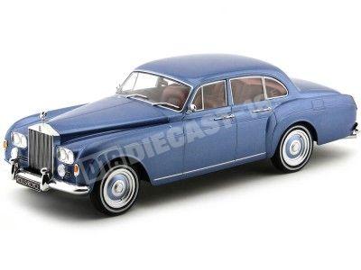 1963 Rolls-Royce Silver Cloud III Flying Spur Blue 1:18 MC Group 18057 Cochesdemetal.es