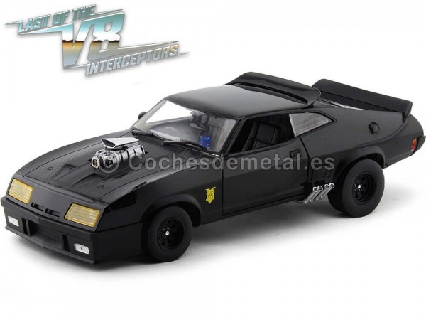 "1973 Ford Falcon XB ""Last of the V8 Interceptors Madmax"" 1:18 Greenlight 12996 Cochesdemetal.es"