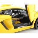 2013 Lamborghini Aventador LP700-4 Amarillo 1:18 Rastar 61300 Cochesdemetal.es