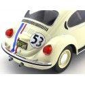 """1973 Vokswagen Beetle 1303 """"Racer Herbie"""" 1:18 Solido S1800505 Cochesdemetal.es"""