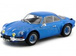 1973 Alpine Renault A110 1600S Azul 1:18 IXO Models 18CMC006