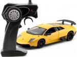 2013 Lamborghini Murcielago LP 670-4 SV Amarillo Radio Control 1:24 MZ Models 25018