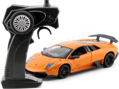 2013 Lamborghini Murcielago LP 670-4 SV Naranja Radio Control 1:24 MZ Models 25018 Cochesdemetal.es