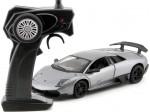 2013 Lamborghini Murcielago LP 670-4 SV Gris Radio Control 1:24 MZ Models 25018