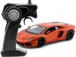 2013 Lamborghini Aventador LP700-4 Naranja Radio Control 1:24 MZ Models 25021