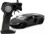 2013 Lamborghini Aventador LP700-4 Negro Mate Radio Control 1:24 MZ Models 25021