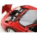 1991 Bugatti EB110 Rojo 1:18 Bburago 12023
