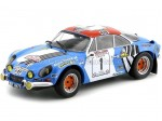 1973 Alpine A110 1800S Winner Tour de Corse 1:18 Solido 1800803