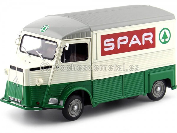 "1969 Citroen Type HY ""SPAR"" 1:18 Solido 1850015"