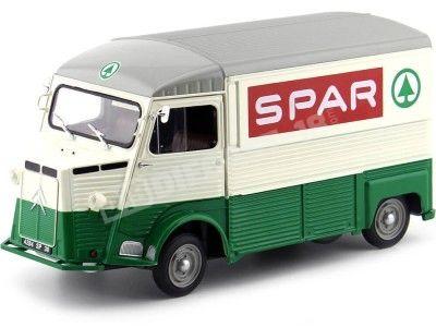 "1969 Citroen Type HY ""SPAR"" 1:18 Solido S1850015 Cochesdemetal.es"