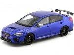 2017 Subaru S207 NGB Challenge Package Blue 1:18 Kyosho Samurai KSR18021BL