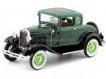 1931 Ford Model A Coupe Valley Green 1:18 Sun Star 6133