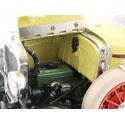 1931 Ford Model A Roadster Bronson Yellow 1:18 Sun Star 6122 Cochesdemetal.es
