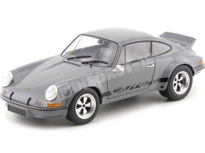 1974 Porsche 911 RSR 2.8 Nardo Gray 1:18 Solido S1801107 Cochesdemetal.es