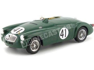 1955 MG EX182 24 Horas Le Mans Green 1:18 Triple-9 1800162