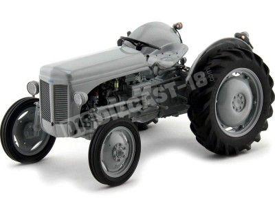 1947 Tractor Massey Ferguson TE20 Grey 1:18 Schuco 450010400 Cochesdemetal.es