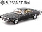 "1970 Dodge Charger ""Supernatural TV Series"" 1:18 Greenlight 19046"
