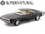 "1970 Dodge Charger ""Supernatural TV Series"" 1:18 Greenlight 19046"