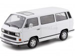 1993 Volkswagen Bus T3 White Star Blanco 1:18 KK-Scale 180201