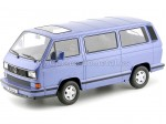 1993 Volkswagen Bus T3 Blue Star Azul 1:18 KK-Scale 180202