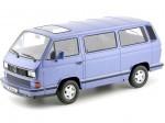 1993 Volkswagen Bus T3 Blue Star Azul 1:18 KK-Scale 180202