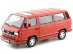 1993 Volkswagen Bus T3 Red Star Rojo 1:18 KK-Scale 180203