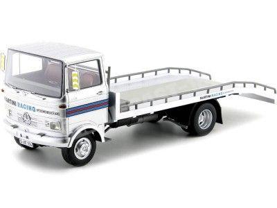 """1965 Mercedes-Benz LP 608 """"Truck Crane Martini Racing"""" 1:18 Premium ClassiXXs PCL30045"""