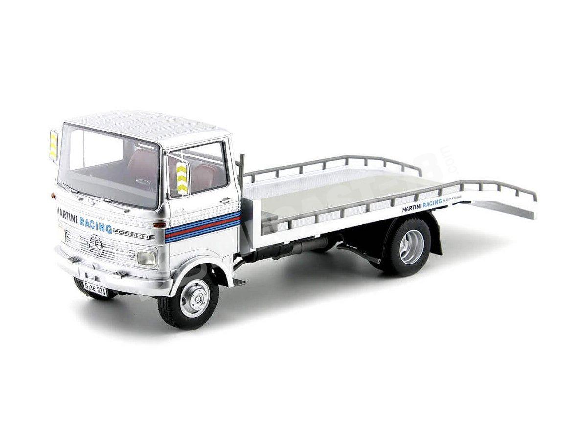 """1965 Mercedes-Benz LP 608 """"Truck Crane Martini Racing"""" 1:18 Premium ClassiXXs PCL30045 Cochesdemetal.es"""