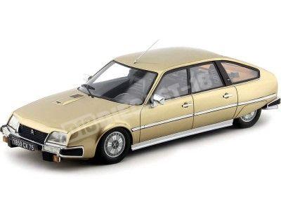 1982 Citroen CX 25 IE Pallas Beige Metallic 1:18 NEO Scale 18059 Cochesdemetal.es