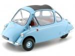 1956 Heinkel Trojan RHD Roman Blue 1:18 Oxford 18HE001