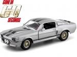 1967 Shelby GT 500E Eleanor 60 Segundos 1:24 Greenlight 18220