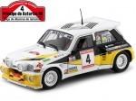 1986 Renault 5 Maxi Carlos Sainz Rally de Asturias 1:18 Solido 1850014