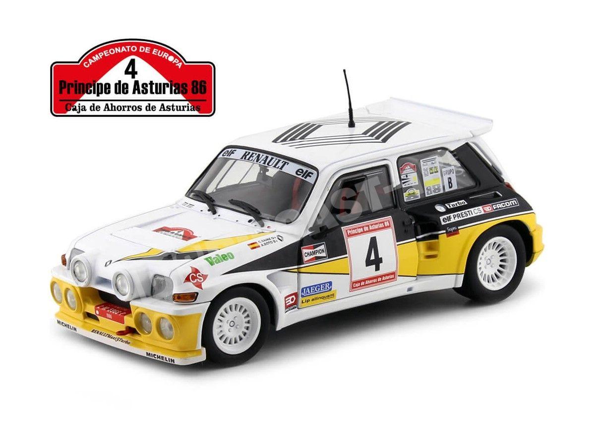 Carlos Sainz Rally de Asturias
